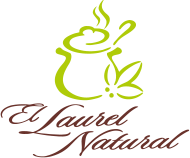 El Laurel Natural Logo